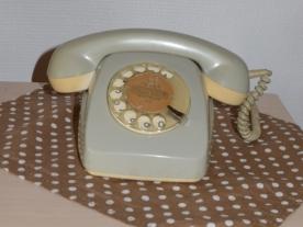Anmeldung -Telefon